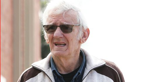 Witness Paul Savage arrives to the inquest into the disappearance of William Tyrrell at Taree Local Court in Taree, NSW, Friday, August 23, 2019.