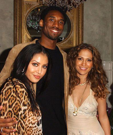 Jennifer Lopez, Kobe Bryant