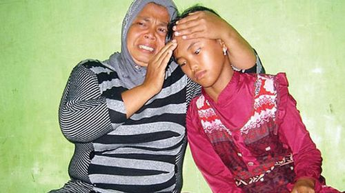 Girl lost in Boxing Day tsunami reunited with family
