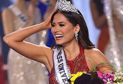 Miss Universe 2020 Andrea Meza (Getty)
