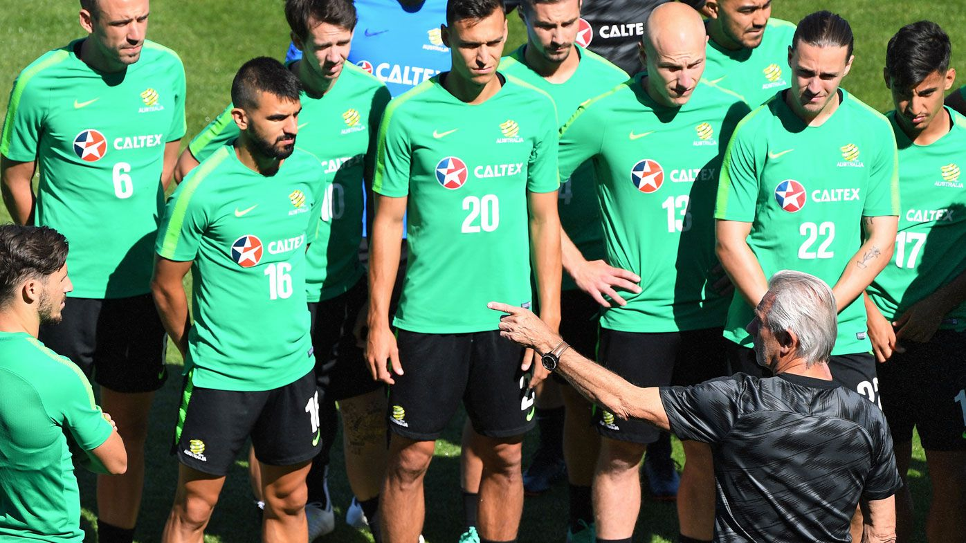World Cup 2018: Socceroos' Aaron Mooy wants 'better job' from team for Denmark match