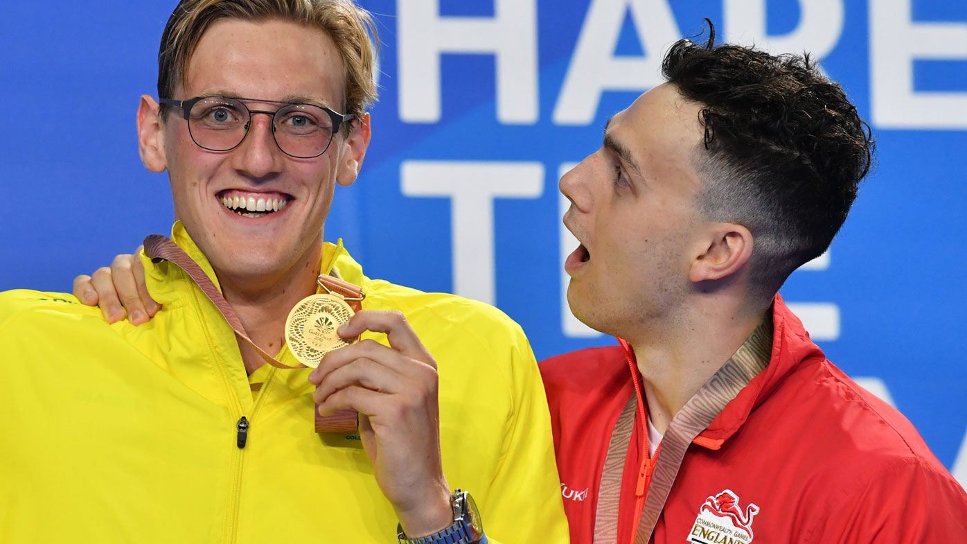 Horton wins 400m freestyle gold