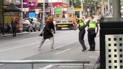 Bourke Street killer 'was on bail' at time of attack