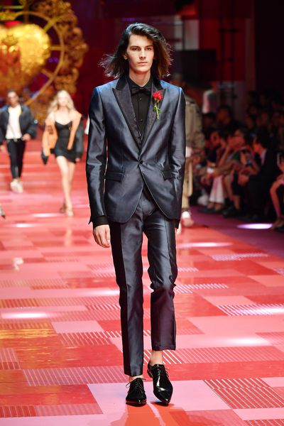 <p>Who: Dylan Brosnan</p> <p>Former James Bond Pierce Brosnan and wife Keely Shaye Smith's oldest son has fast become a force to be reckoned with in the fashion world. The 21-year-old is signed modelling giant IMG Models and has  featured in several designer campaigns including Burberry and been featured in <em>US Vogue.</em></p>