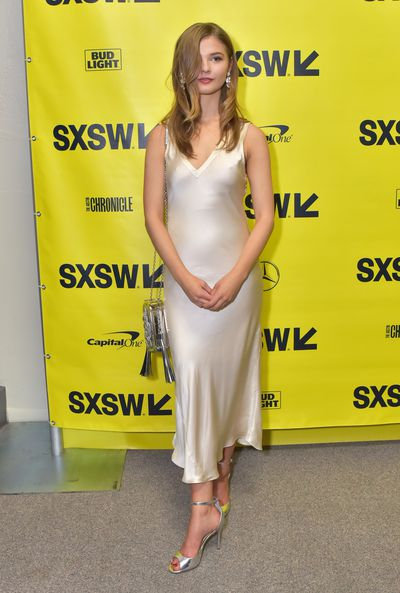 Actress Stefanie Scott