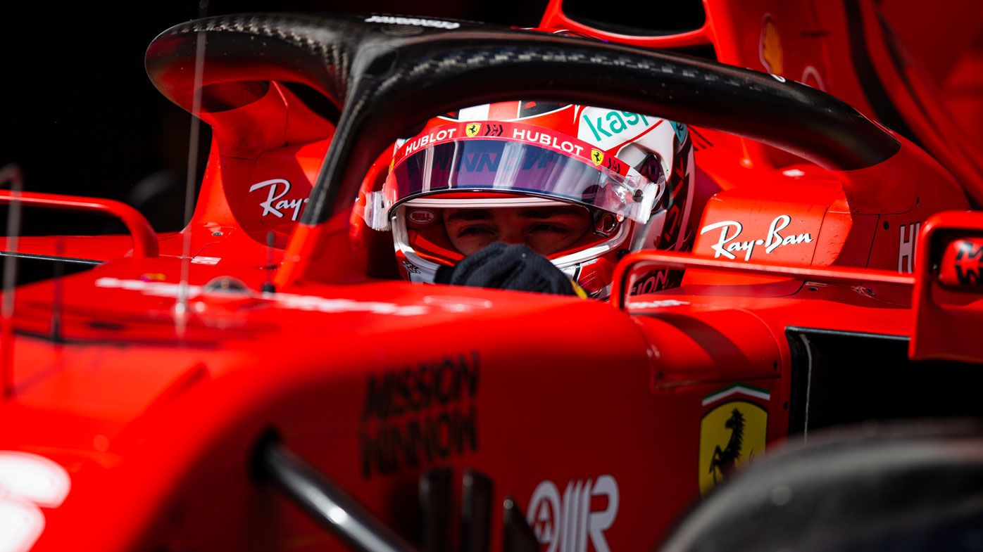 Fears loom of the Australian F1 GP as the government ways up an Italy travel ban which would prevent Ferrari from attending. (Getty)