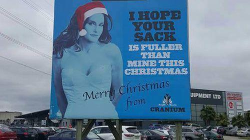 New Zealand company slammed over tasteless Caitlyn Jenner sign