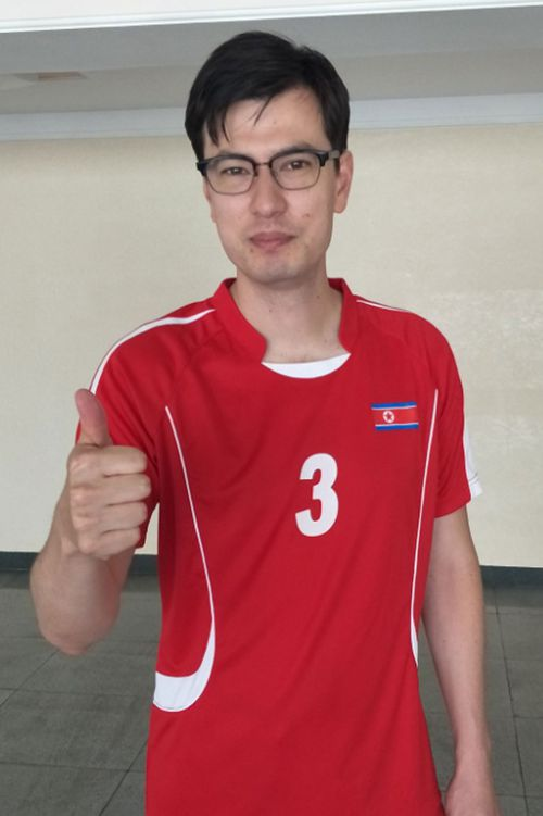 Alek Sigley is believed to be the only Australian living in North Korea.
