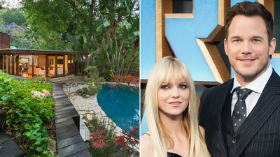 Anna Faris slashes $300K off the LA home she shared with Chris Pratt