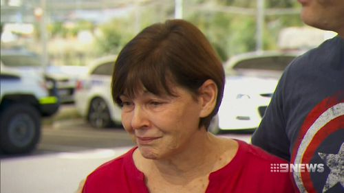 Ian's wife Deborah pleaded with the community to help find her husband. Picture: 9NEWS