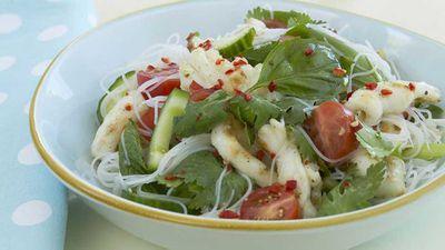 "<a href=""http://kitchen.nine.com.au/2016/05/17/22/43/thai-calamari-salad"" target=""_top"">Thai calamari salad</a> recipe"