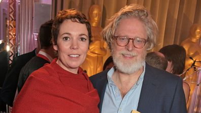 Olivia Colman and Tony McNamara