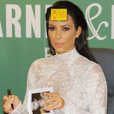 <p>Kim Kardashian, 34</p>