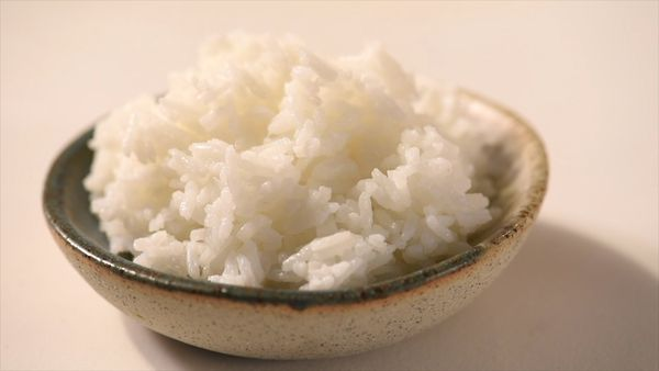 The secret to fluffy rice every time