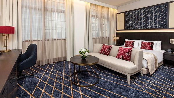 Primus Hotel executive king room (supplied)