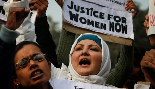 The 'Nirbhaya' case sparked widespread protest across India against rape and violence. (Photo: AP).