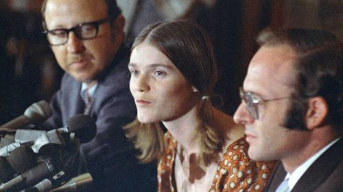 Linda Kasabian became the key witness in the Manson Family prosecution.