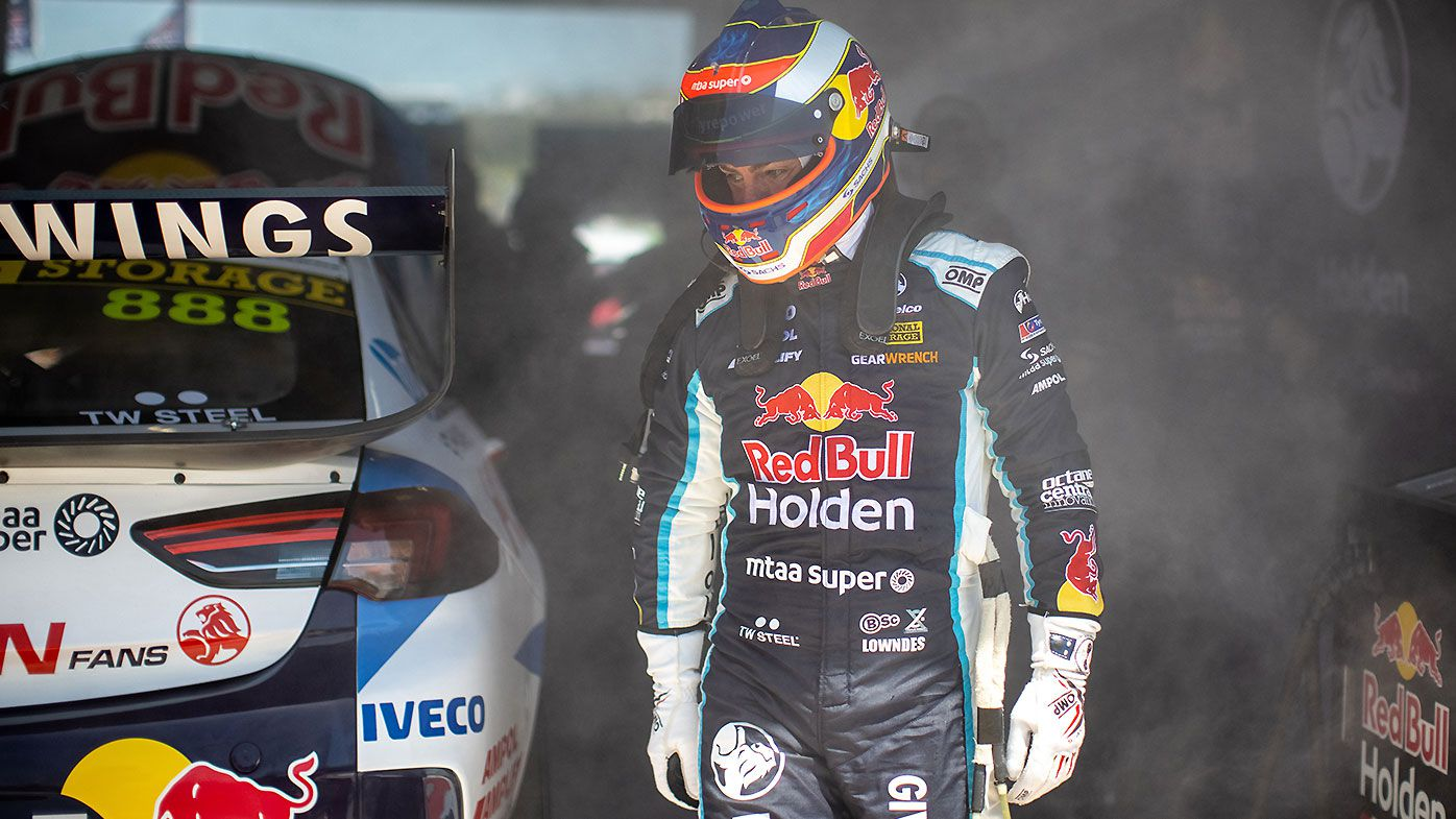 'I was on fire': Craig Lowndes given almighty scare during Bathurst 1000 practice session