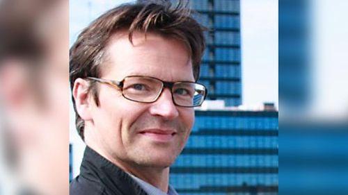 Filmmaker Finn Noergaard was killed in the first shooting. (Supplied)