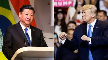 China has announced a US$60 billion list of US goods including coffee, honey and industrial chemicals for retaliation if Washington goes ahead with its latest tariff threat. Picture: EPA/AP