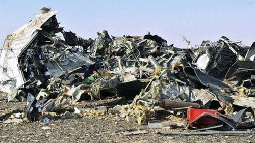 All 224 passengers died when the plane disintegrated shortly after take-off. (AAP)