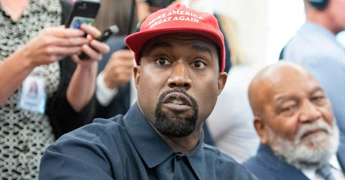 Kanye West says he's voting for the first time 'for someone I truly trust… me' – 9TheFIX