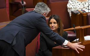 Morrison denies making deal with Lambie on medevac
