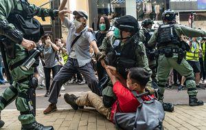 Chinese Embassy blasts Australia's Hong Kong policy as 'meddling'