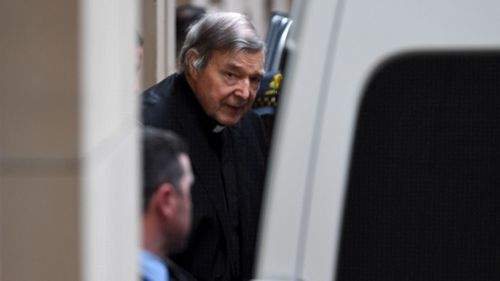 George Pell will remain in Barwon Prison while the appeal is heard at the High Court.