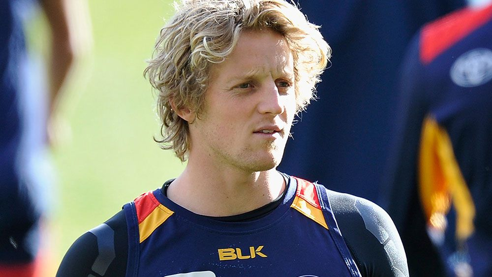 Adelaide's Rory Sloane and Geelong's Joel Selwood in AFL finals fitness race