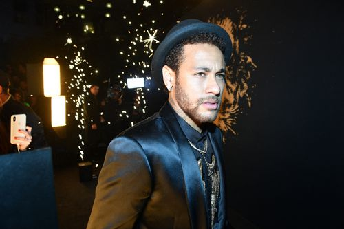 Brazilian soccer star Neymar has been accused of raping a woman in a Paris hotel room.