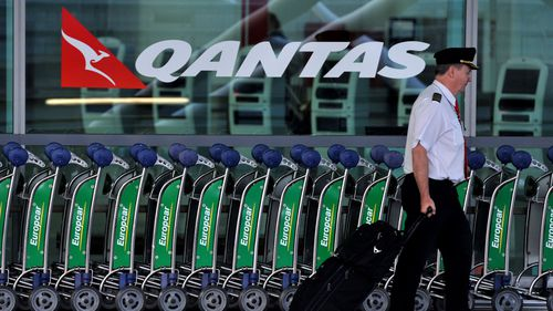 Qantas Fleet Safety Captain Debbie Slade said the incident was handled appropriately and the Transport Safety Bureau is now looking into the matter. Picture: Supplied.
