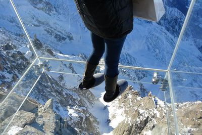 <strong>Aiguille du Midi - Step into the Void, France</strong>