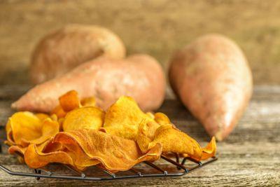 <strong>Sweet Potato</strong>