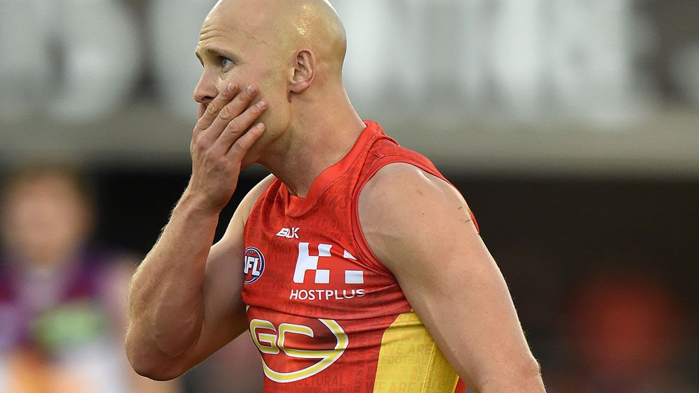 Gary Ablett reportedly wanted a move back to Geelong. (AAP)
