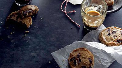 Philippa Sibley: Christmas biscuits