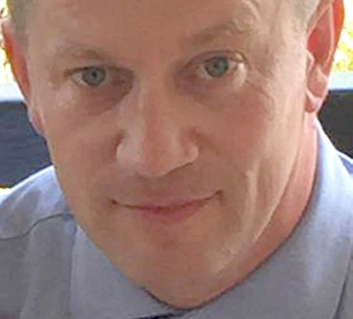 PC Keith Palmer was fatally stabbed by Masood. (AP/AAP)