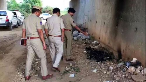 Hyderabad: NHRC team begins probe, examines bodies and scene of 'encounter'