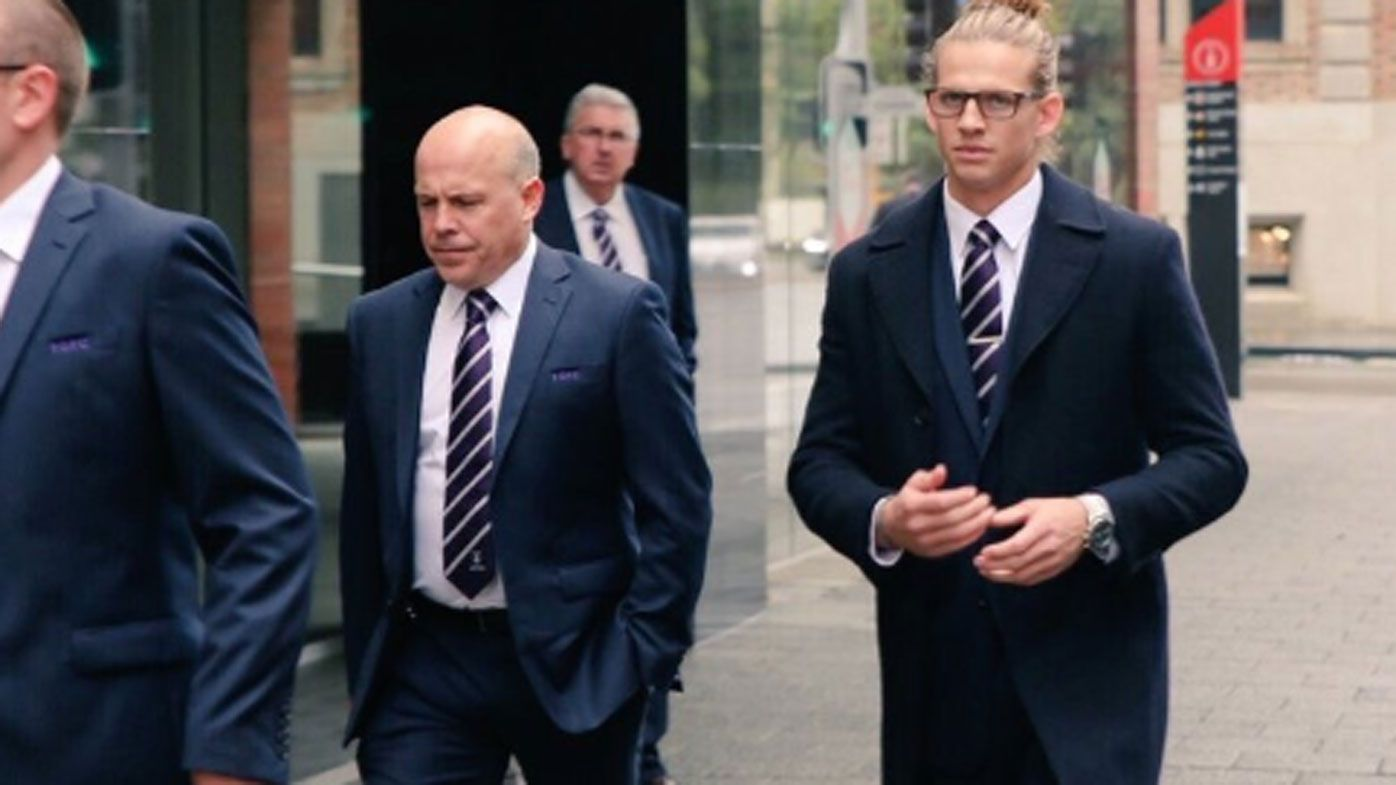 Fyfe banned by tribunal, out of Brownlow