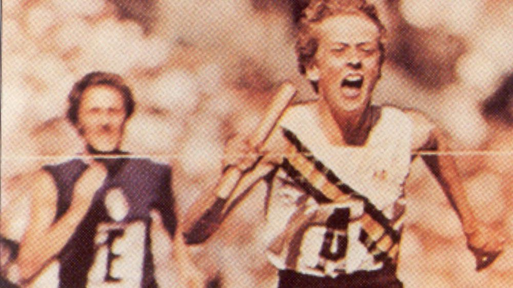 Betty Cuthbert. (AAP)