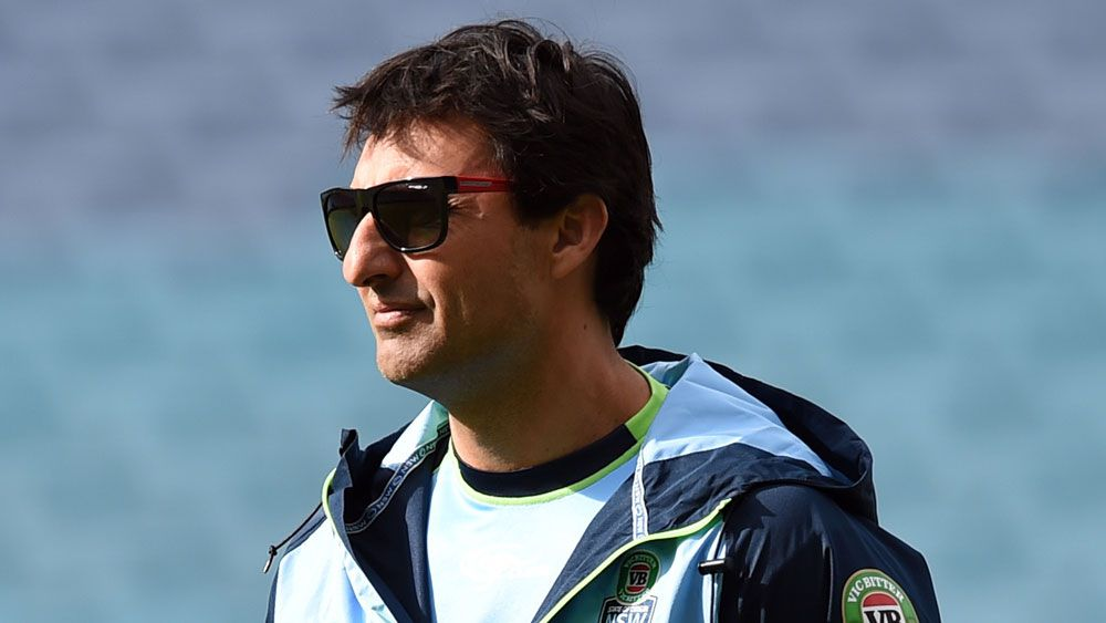 NSW coach Laurie Daley will base the Blues at Kingscliff next year. (AAP)