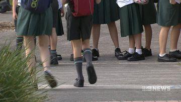 Brisbane high school students slammed for wrong shoes