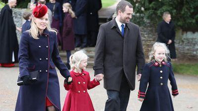 Royal mums: Autumn Phillips