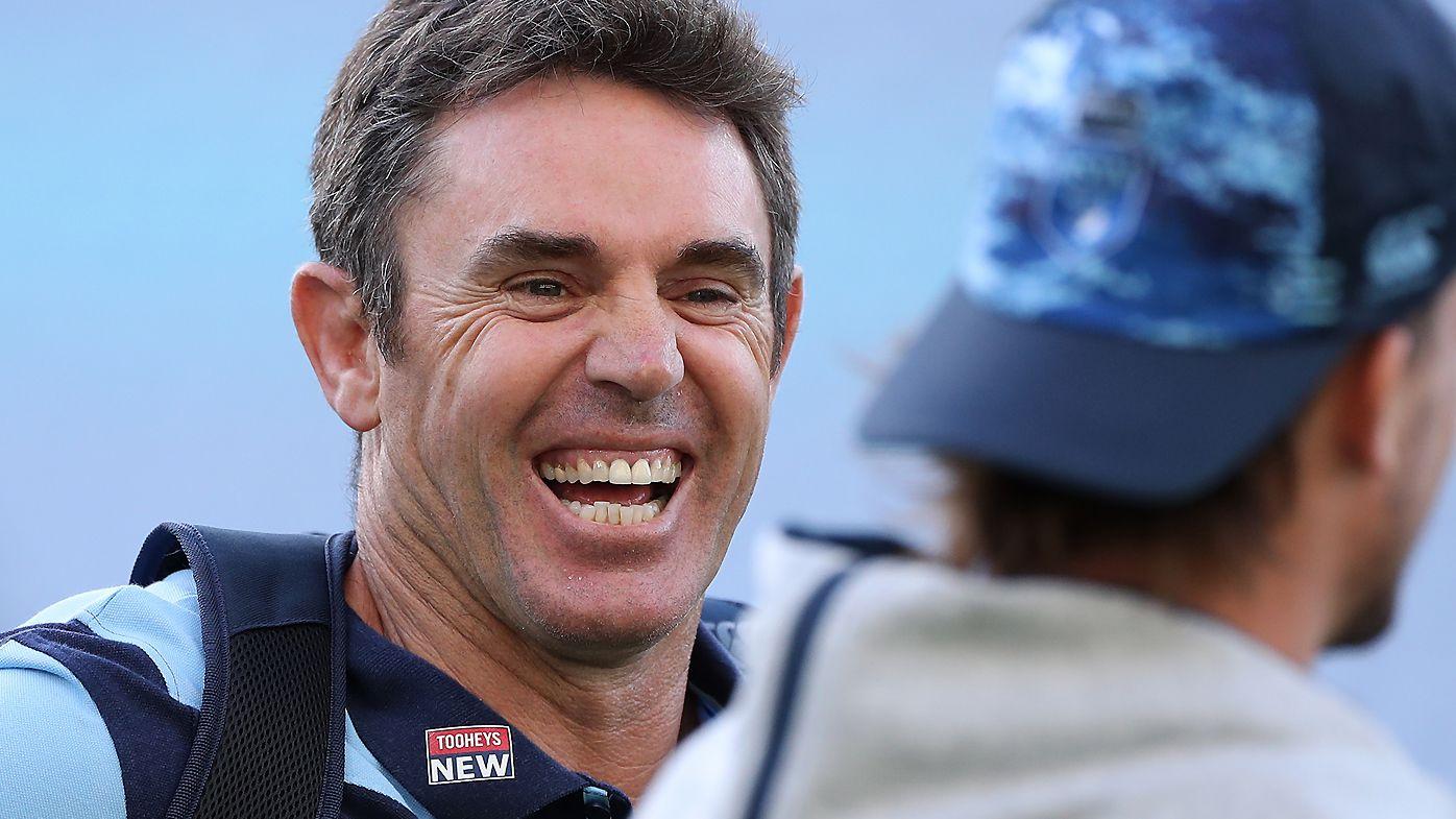 'Never say never': Brad Fittler fuels rumours of NRL coaching return