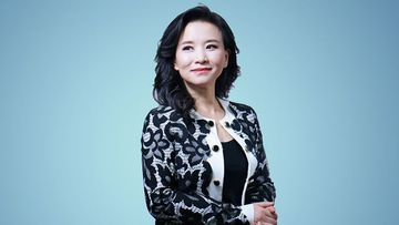 Cheng Lei is a high-profile Australian television anchor for the Chinese Government's English news channel, CGTN
