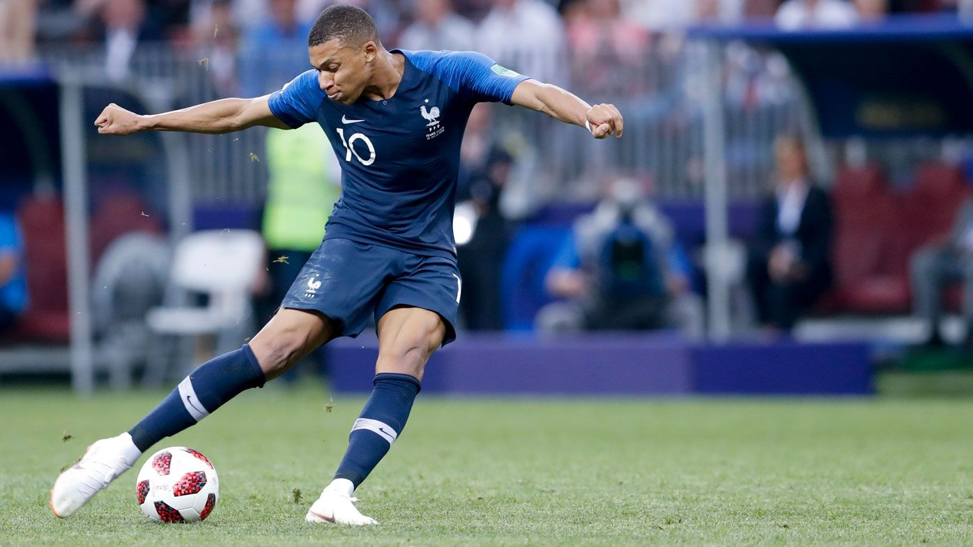France claim second World Cup title with thrilling win over Croatia in 2018 final