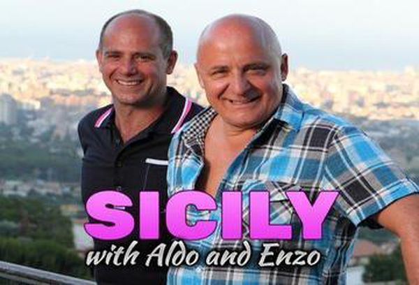 Sicily with Aldo and Enzo