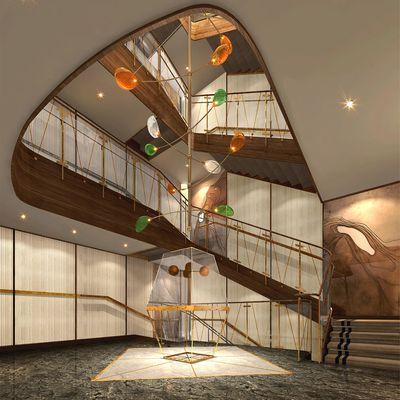 Seabourn Venture: Atrium