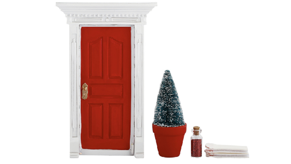 The Elf Door Set To Lift Your Game With This Christmas