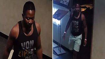 Police would like to speak to this man in relation to a sexual assault in Sydney last month.